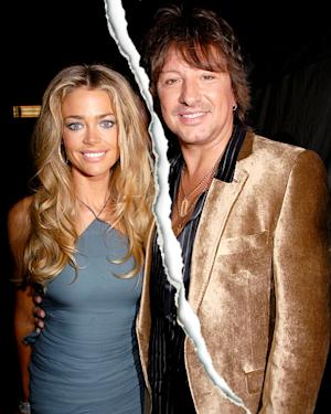 "Denise Richards Confirms Richie Sambora Split: We'll Be ""Friends Forever"""
