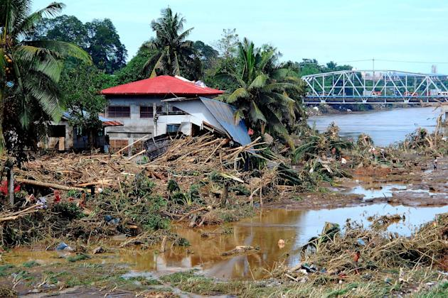 Typhoon Sendong aftermath