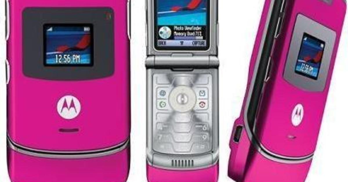 Remember These Phones From The Past?