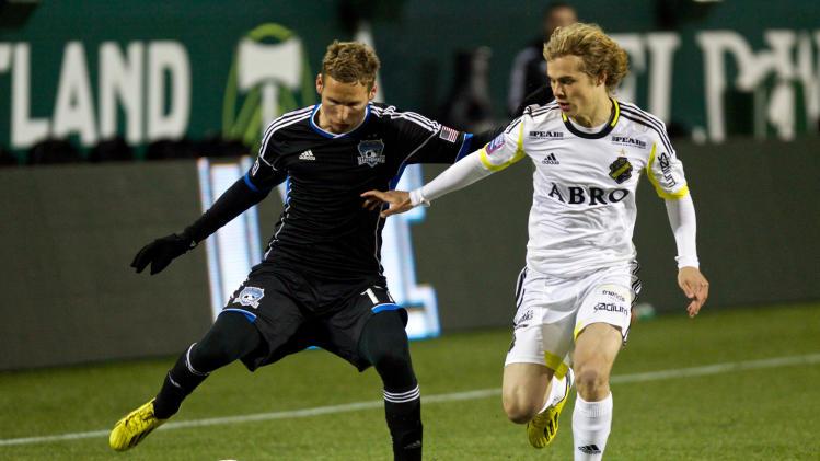 MLS: Preseason-AIK vs San Jose Earthquakes