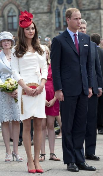 The Duchess in Reiss at at the Canadian Museum of Civilization, July 2011