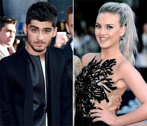 Zayn Malik Engaged to Perrie Edwards: See Her Engagement Ring!