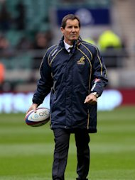 File photo dated 17/11/2012 of Australia coach Robbie Deans.