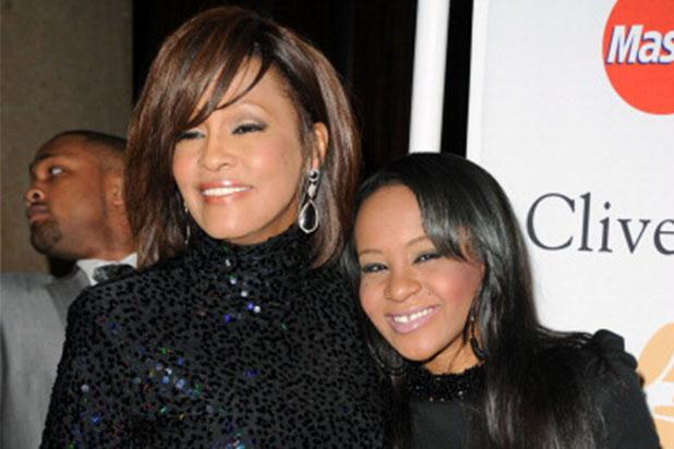 Whitney Houston's Daughter Bobbi Kristina Brown on Ventilator, Father Bobby Brown by Her Side (Report)