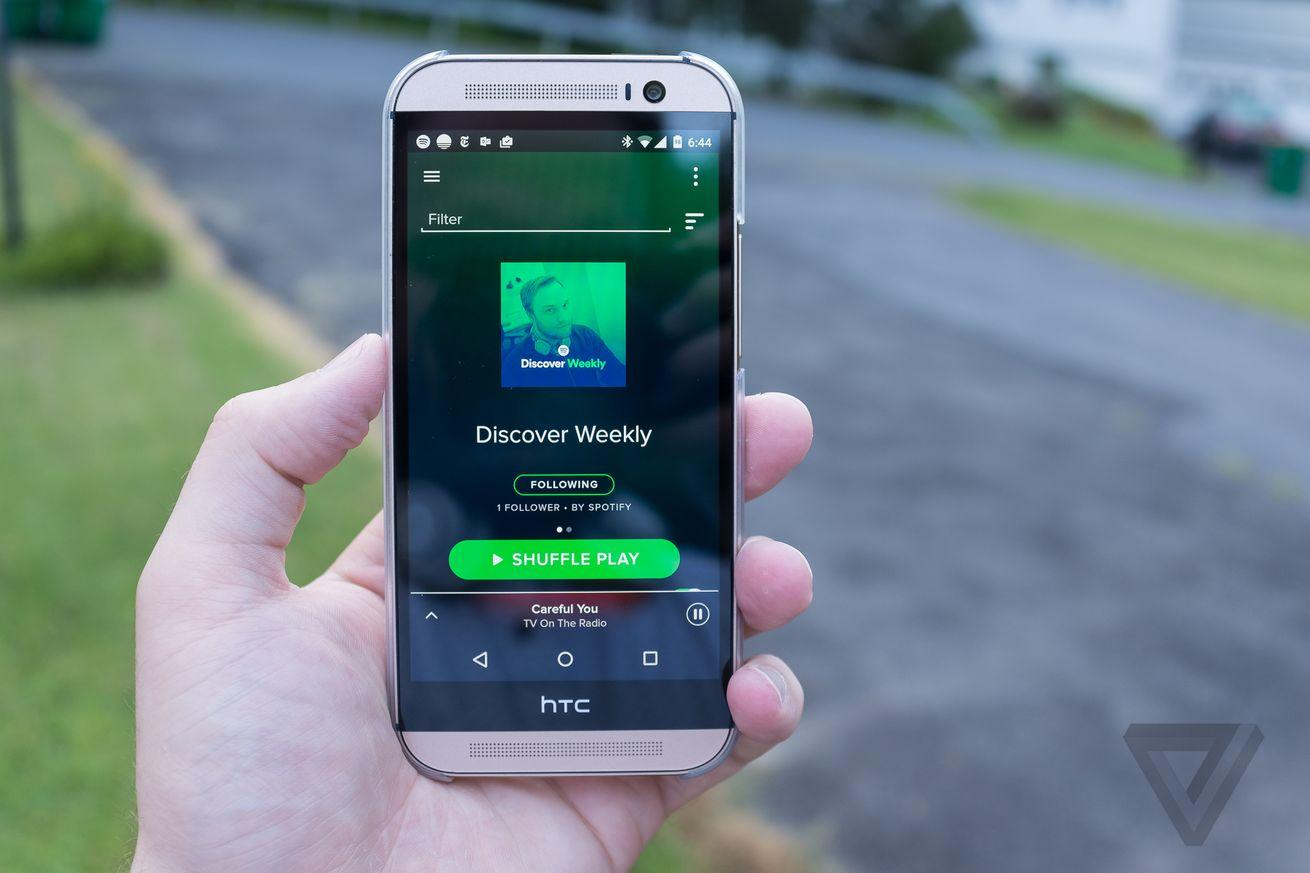 Spotify app update adds support for the new Chromecast
