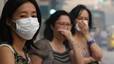 Tensions rise over haze