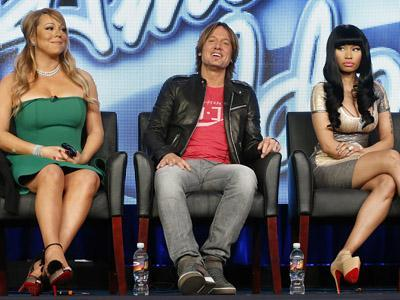 Carey, Minaj and Urban Talk Judging Techniques