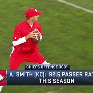 Kansas City Chiefs offense 360-degrees
