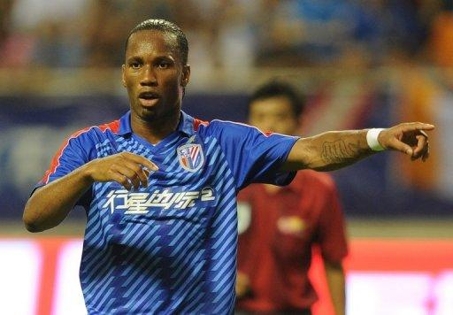Drogba heads Ivory Coast's Nations Cup squad