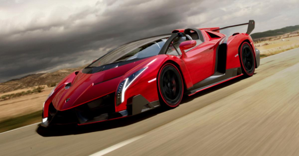 10 Most Expensive Cars in 2014