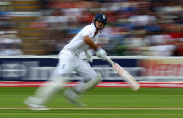 England v India: 3rd npower Test - Day Three