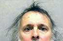 This booking photo released with the West Virginia Regional Jail & Correctional Facility Authority shows Charles Severance. After a months-long investigation, Alexandria police have charged Severance, a former city resident with a long history of erratic behavior in the shooting deaths of three separate city residents, including one slaying that has been unsolved for more than a decade. (AP Photo/West Virginia Regional Jail & Correctional Facility Authority)