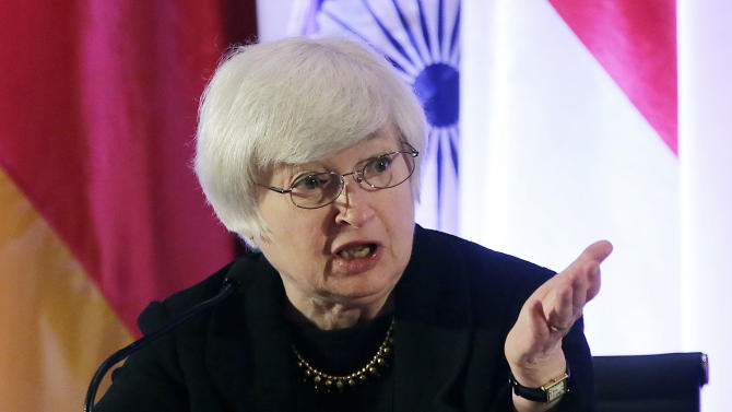 Obama nominates Yellen to succeed Bernanke at Fed
