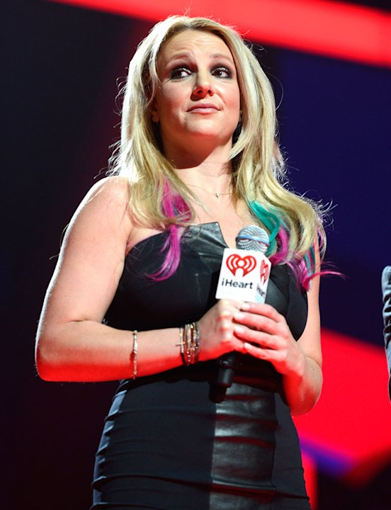 2012 iHeartRadio Music Festival - Day 1 - Show