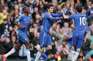 Chelsea 2-1 Sunderland: Deflected goals consign Di Canio to debut defeat