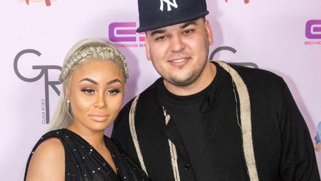 Rob Kardashian Posts Precious Smiling Pic of Daughter Dream as She Turns 1 Month Old