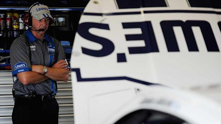 Knaus feels rejuvenated for stretch drive