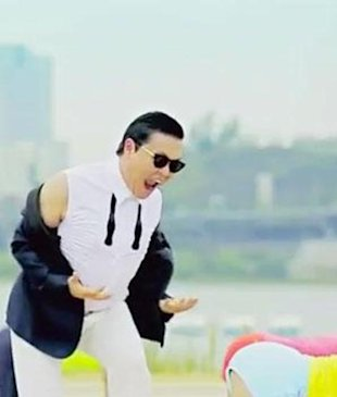 Would you try a Gangnam Style workout?