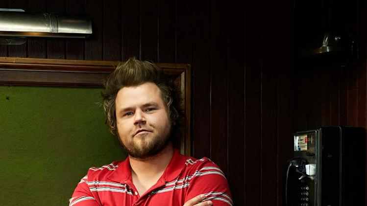 Tyler Labine stars as Sock in Reaper.