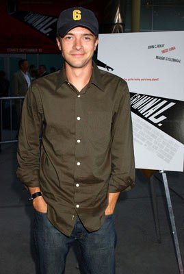 Premiere: Topher Grace at the Hollywood premiere of Warner Independent Pictures' Criminal - 8/30/2004 