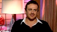 Jason Segel chats with Access Hollywood at the 'The Five-Year Engagement' junket in Los Angeles on April 13, 2012 -- Access Hollywood