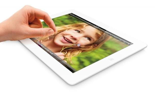 iPad sales decline for the first time