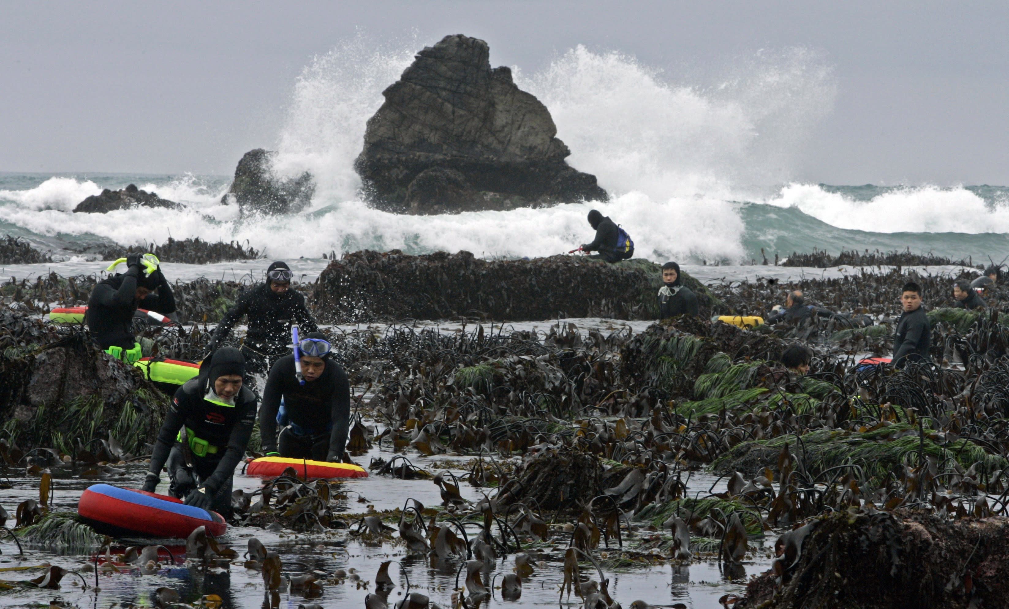 Body of abalone diver found along Northern California coast