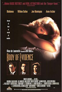 Poster of Body of Evidence