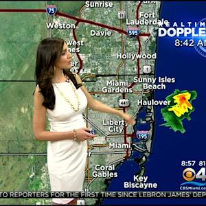 CBSMiami.com Weather @ Your Desk 7/31/14 9 AM