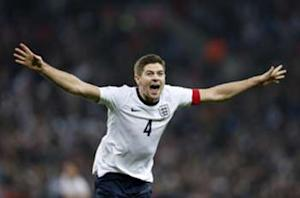 Gerrard urges fans to be realistic about England's World Cup chances