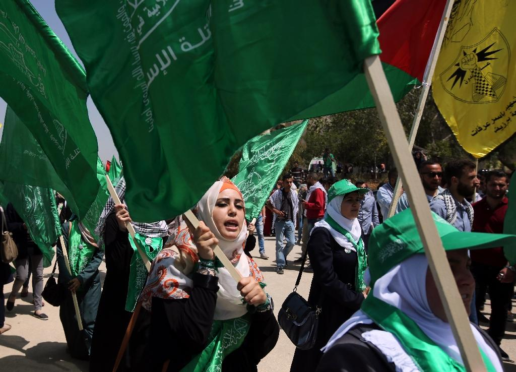Palestinian student vote offers taste of real democracy