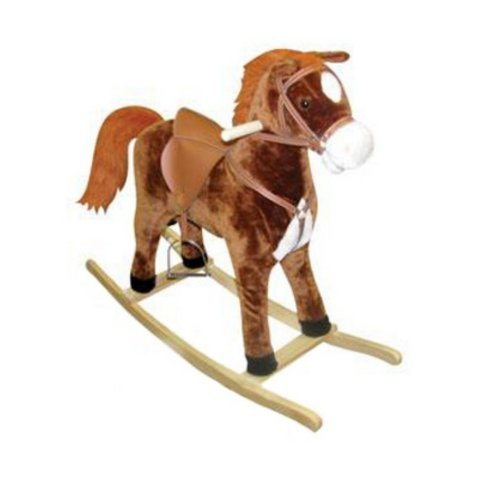 Charm Company Talking Rocking Horse