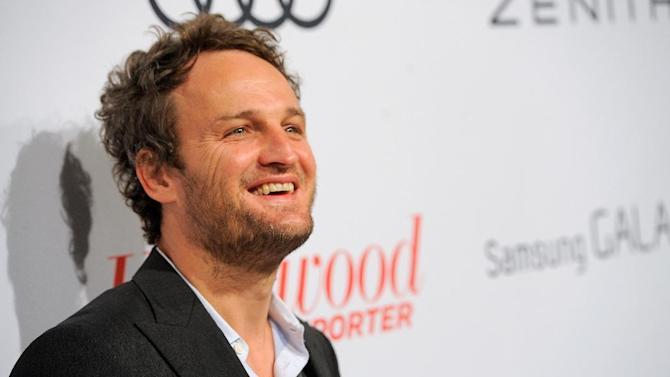 Jason Clarke arrives at The Hollywood Reporter Nominees' Night at Spago on Monday, Feb. 4, 2013, in Beverly Hills, Calif. (Photo by Chris Pizzello/Invision for The Hollywood Reporter/AP Images)