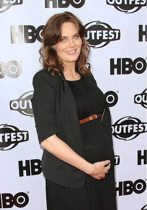 Emily Deschanel Gay Lesbian Gala