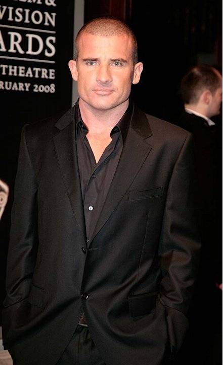 Dominic Purcell at the Irish Film and Television Awards. 