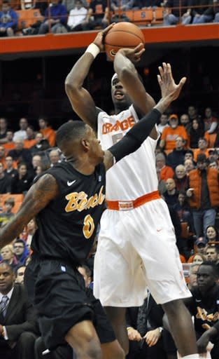 No. 4 Syracuse beats Long Beach State 84-53