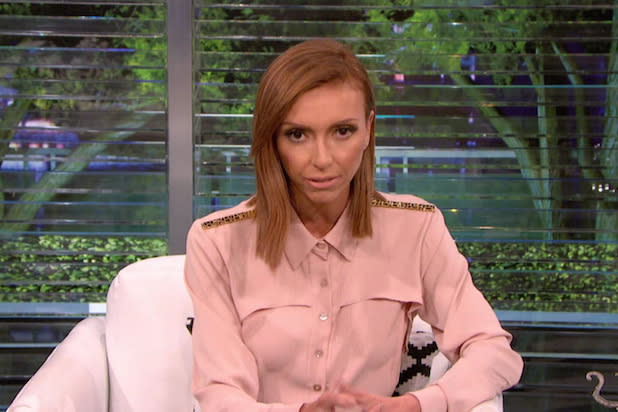 How E! Failed Giuliana Rancic in 'Fashion Police'-Zendaya Debacle: What You Didn't See (Exclusive)