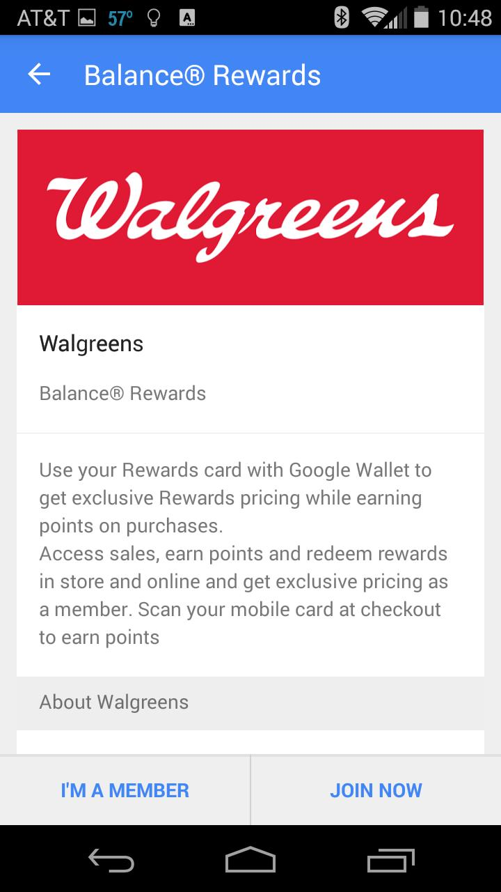 Manage loyalty programs within Google Wallet for more convenient shopping