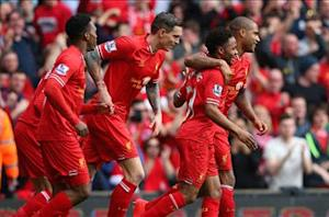 League-leader Liverpool shows quality of a champion in hammering of sorry Spurs