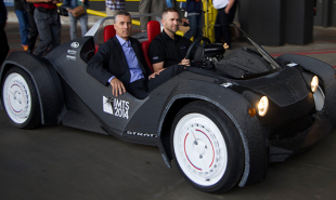 World's first 3D printed cars are now being made available to the public