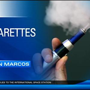 E-cigs running out of steam in San Marcos?