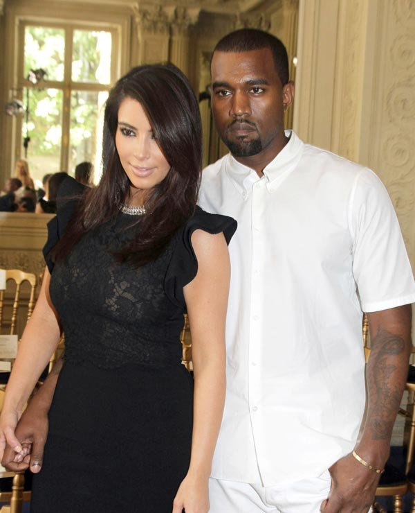 Kanye West Never Wants To See Kim Kardashian's Sex Tape