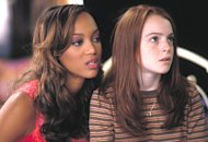 Tyra Banks and Lindsay Lohan | Photo Credits: ABC Photo Archives/ABC via Getty Images
