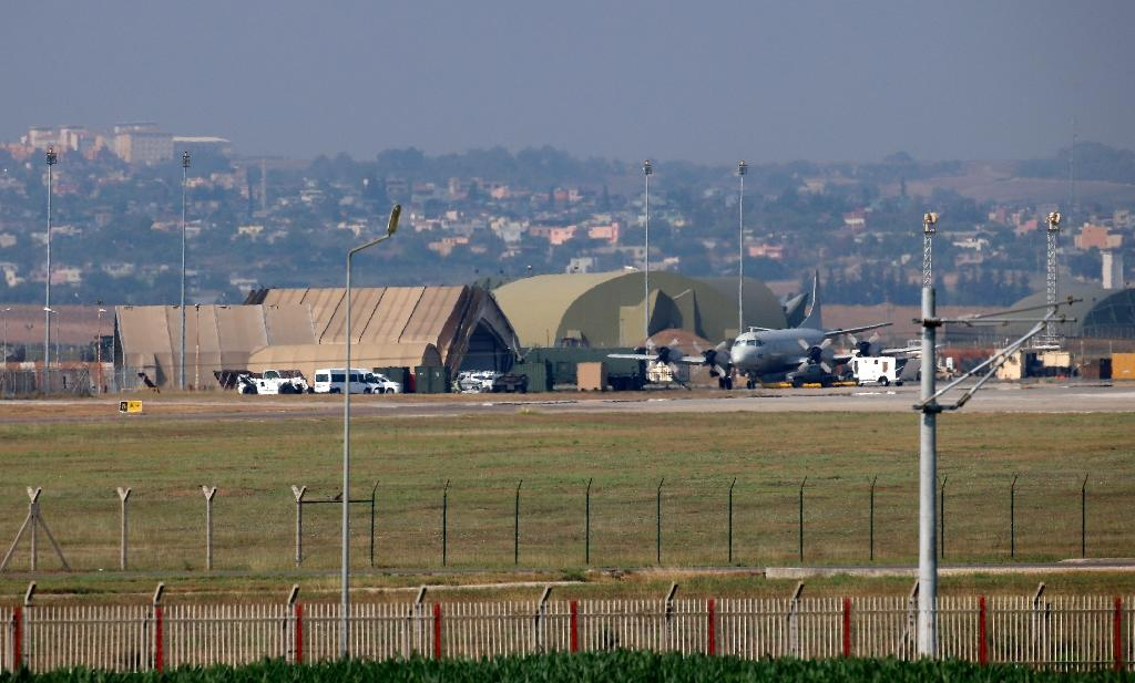 Relatives of US personnel in southern Turkey can leave