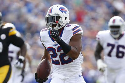 Fred Jackson released by Bills, fantasy value on hold