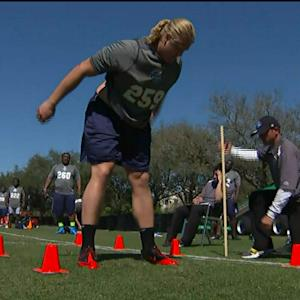 Regional combine full of undiscovered talent