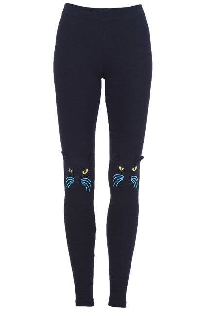 Cat Face Leggings