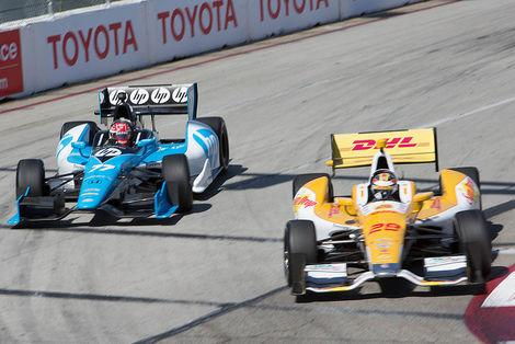 A Fan Looks Back at 2012 Rookie of the Year Simon Pagenaud