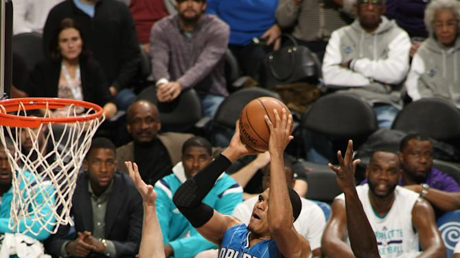 Magic erase 23-point deficit, beat Hornets 105-100