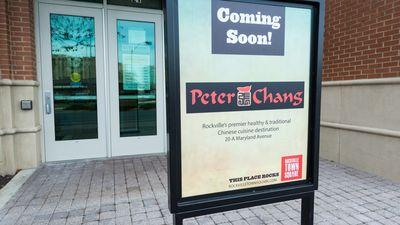 Peter Chang's Arlington Restaurant Will Be Fast-Casual